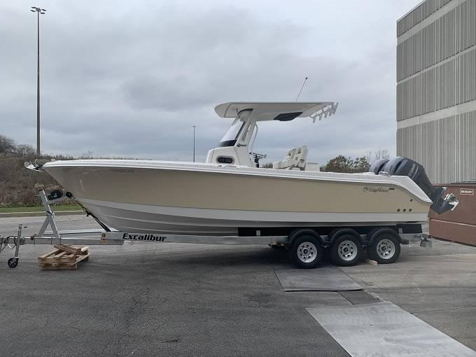 Pre-Owned 2017 EDGEWATER 262CC