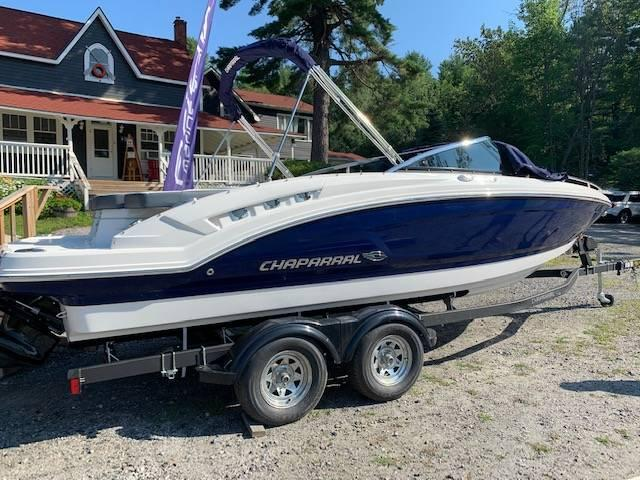 New 2021 CHAPARRAL 237 SSX