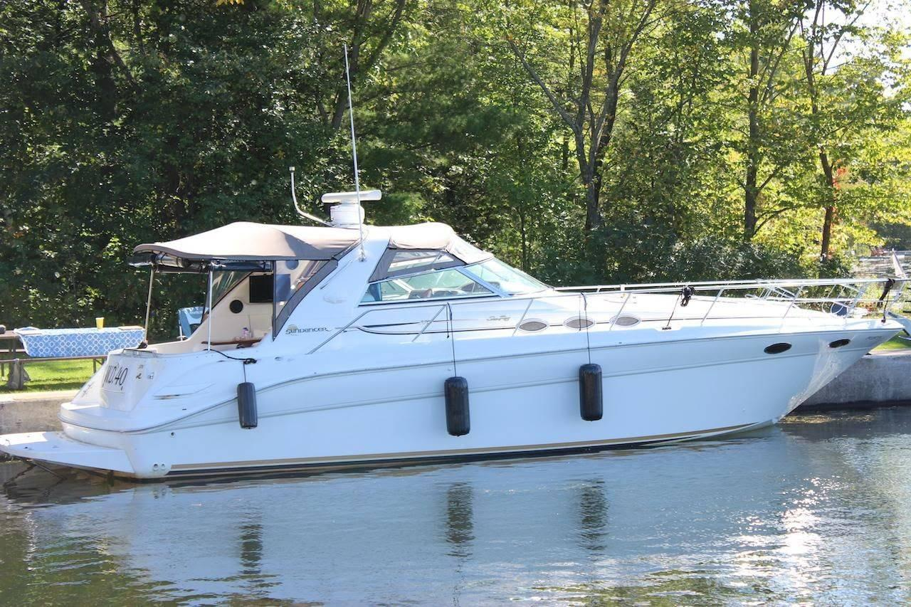 Pre-Owned 1997 SEA RAY 370 SUNDANCER