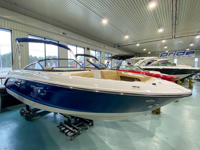 New 2021 SEA RAY SLX 230