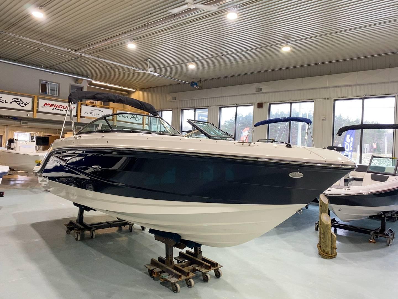 New 2021 SEA RAY SLX 250