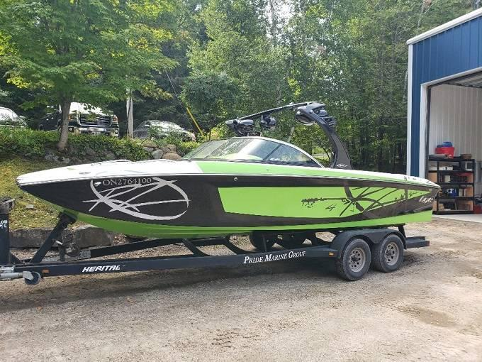 Pre-Owned 2011 TIGE RZ4