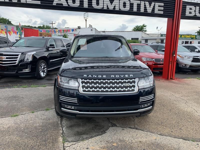 Pre-Owned 2015 Land Rover Range Rover Autobiography