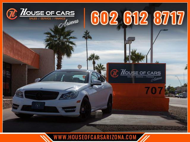 Pre-Owned 2013 Mercedes-Benz C-Class C 250 Coupe 2D
