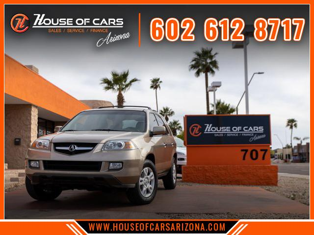 Pre-Owned 2005 Acura MDX Touring Sport Utility 4D