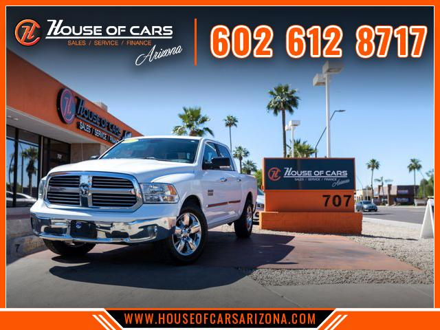 Pre-Owned 2014 Ram 1500 Crew Cab Big Horn Pickup 4D 5 1/2 ft