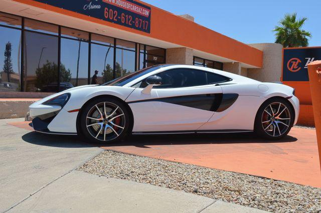 Pre-Owned 2017 McLaren 570GT Coupe 2D