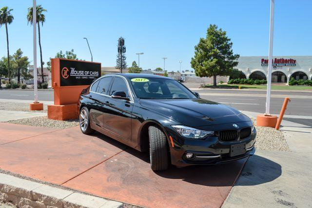 Pre-Owned 2017 BMW 3 Series 328d Sedan 4D