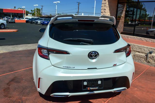 Pre-Owned 2019 Toyota Corolla Hatchback XSE Hatchback 4D