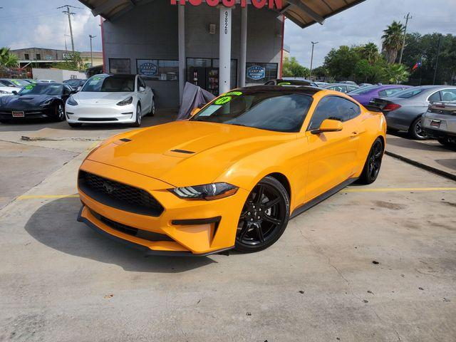 2019 Ford Mustang EcoBoost Premium Coupe 2D
