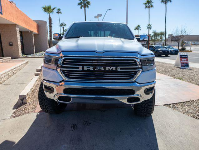 Pre-Owned 2019 Ram 1500 Crew Cab Laramie Pickup 4D 5 1/2 ft