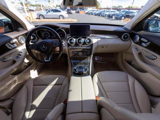 Pre-Owned 2015 Mercedes-Benz C-Class C 300 4MATIC® Sedan 4D