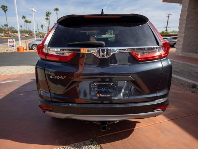 Pre-Owned 2017 Honda CR-V EX-L w/Navigation Sport Utility 4D