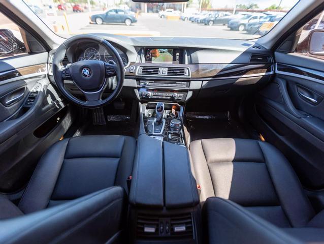 Pre-Owned 2016 BMW 5 Series 528i Sedan 4D