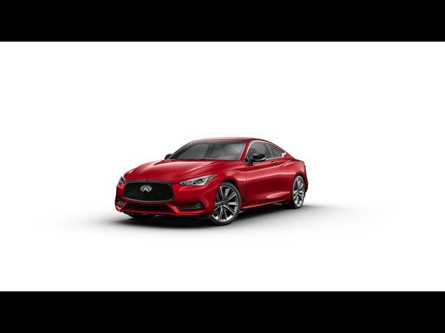 New 2021 INFINITI Q60 Red Sport 400