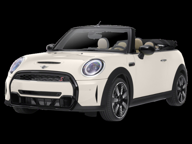 New 2022 MINI Convertible Iconic