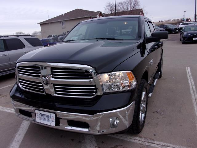 Pre-Owned 2019 Ram 1500 Classic Big Horn 4WD Pickup - Full Size