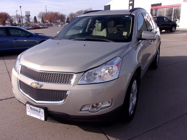Pre-Owned 2011 CHEVROLET TRAVERSE NOT SPECIFIED Crossover