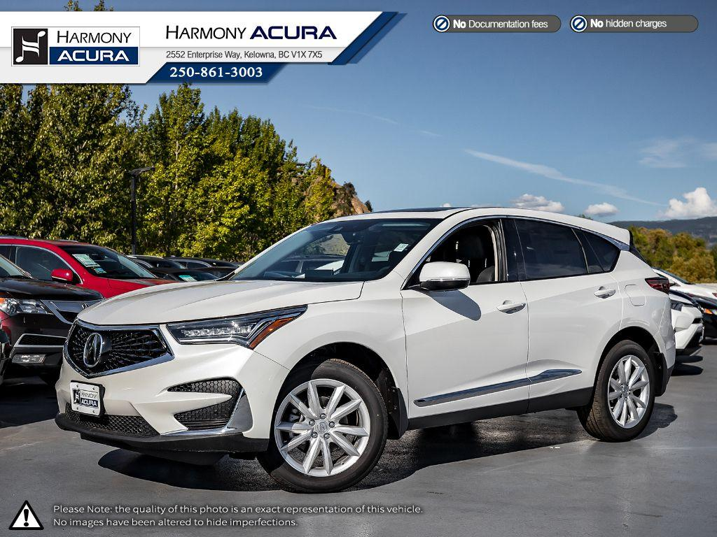 New 2021 Acura RDX TECH