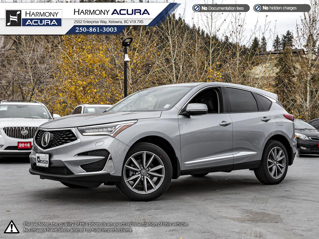 New 2021 Acura RDX ELITE