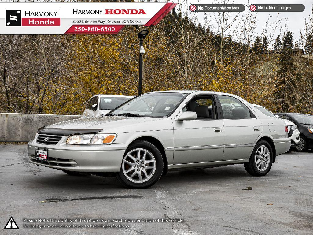 Pre-Owned 2001 Toyota Camry XLE - BC VEHICLE - NON SMOKER - NEW TIRES