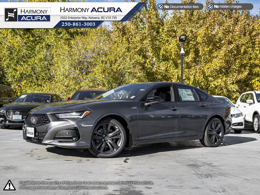 New 2021 Acura TLX A-SPEC