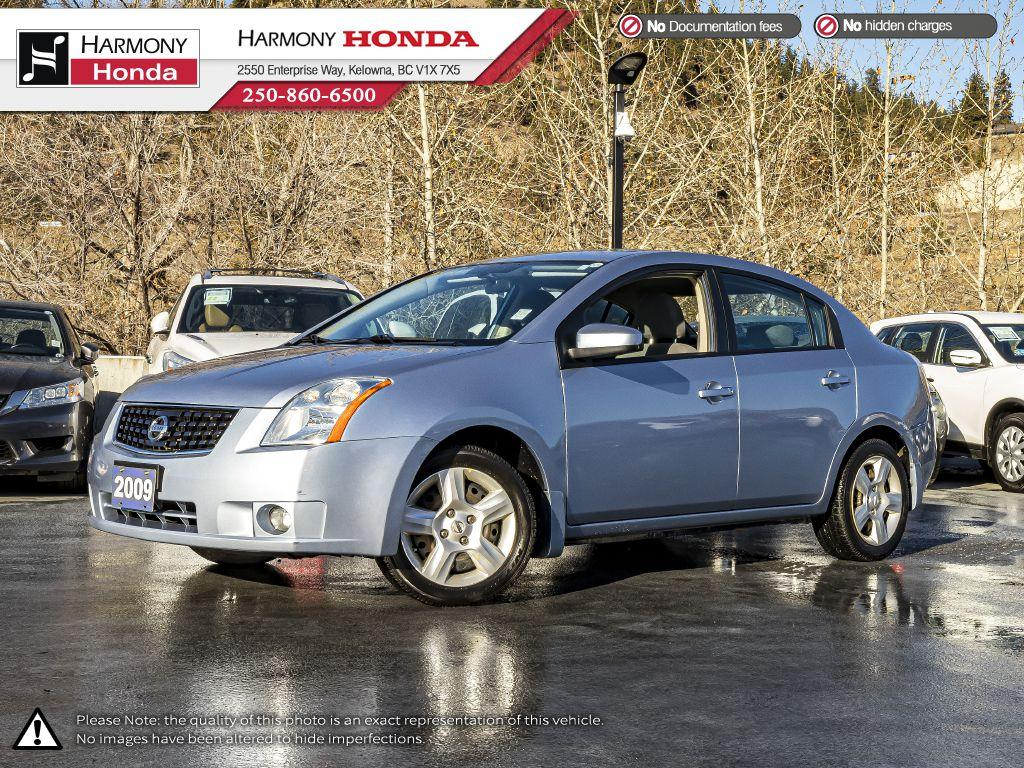 Pre-Owned 2009 Nissan Sentra S - NO ACCIDENTS / DAMAGE - NEW FRONT BRAKES - 2ND SET OF TIRES - WELL SERVICED