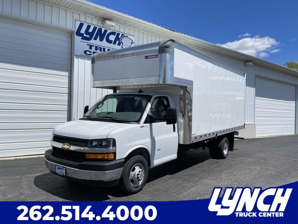 New 2021 Chevrolet Express Commercial Cutaway 3500