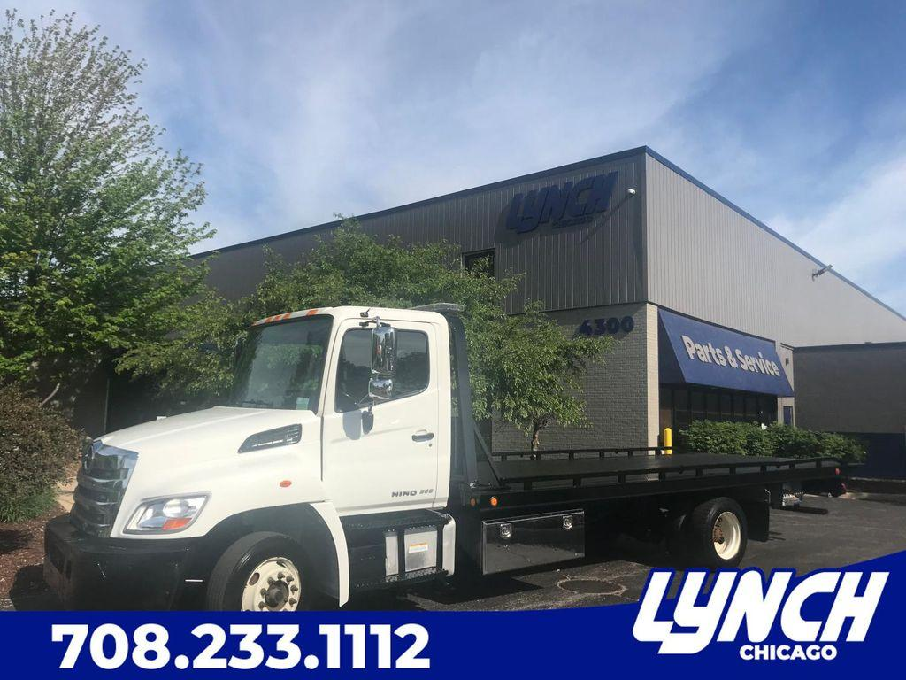 Pre-Owned 2018 Hino 258ALP CONVENTIONAL