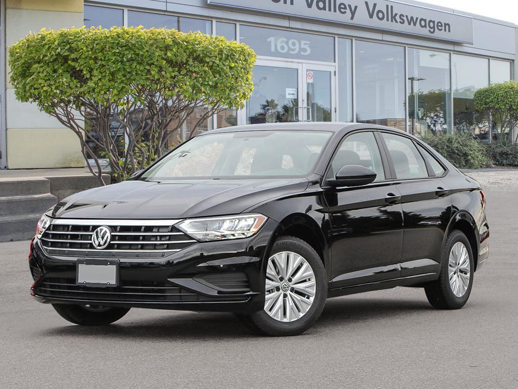 New 2020 Volkswagen Jetta COMFORTLINE 1.4T 8SP AT W/TIP