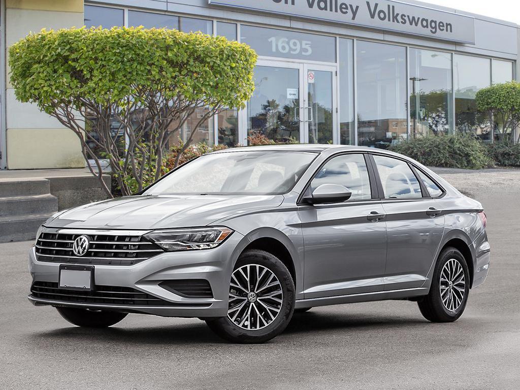 New 2020 Volkswagen Jetta HIGHLINE 1.4T 8SP AT W/TIP
