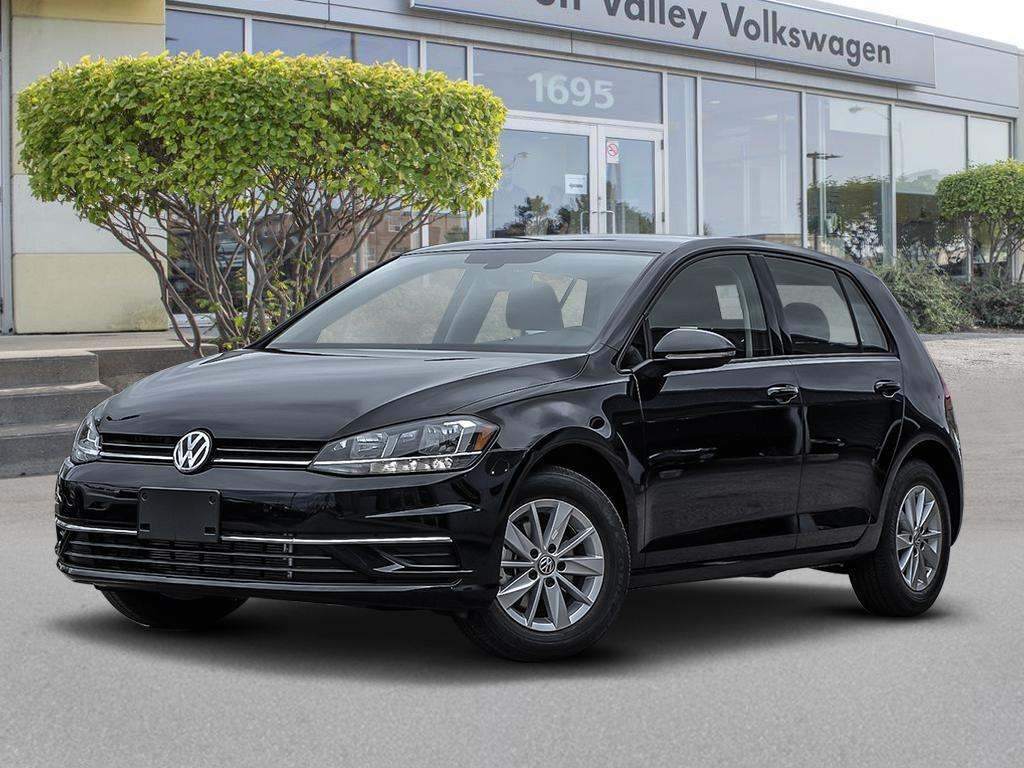 New 2020 Volkswagen Golf