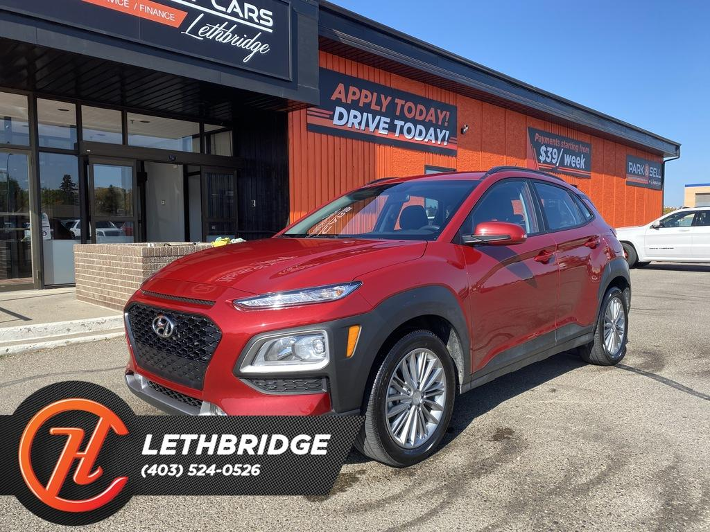 Pre-Owned 2020 Hyundai Kona 2.0L Preferred AWD