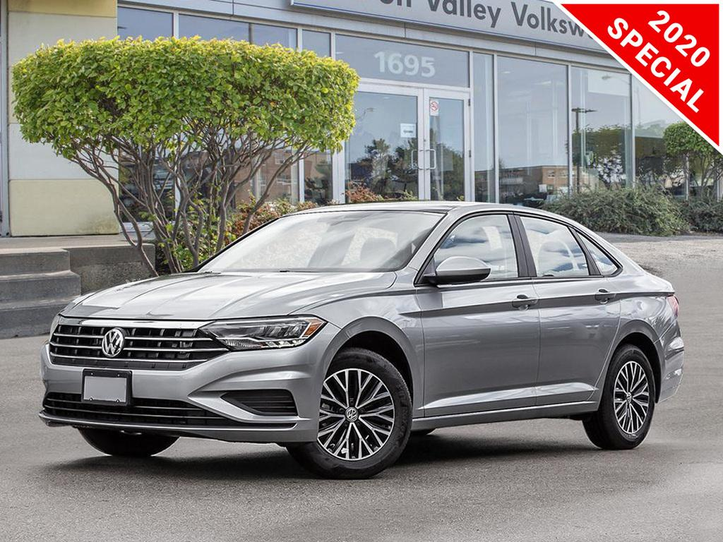 Pre-Owned 2020 Volkswagen Jetta Highline 1.4T 8sp at w/Tip