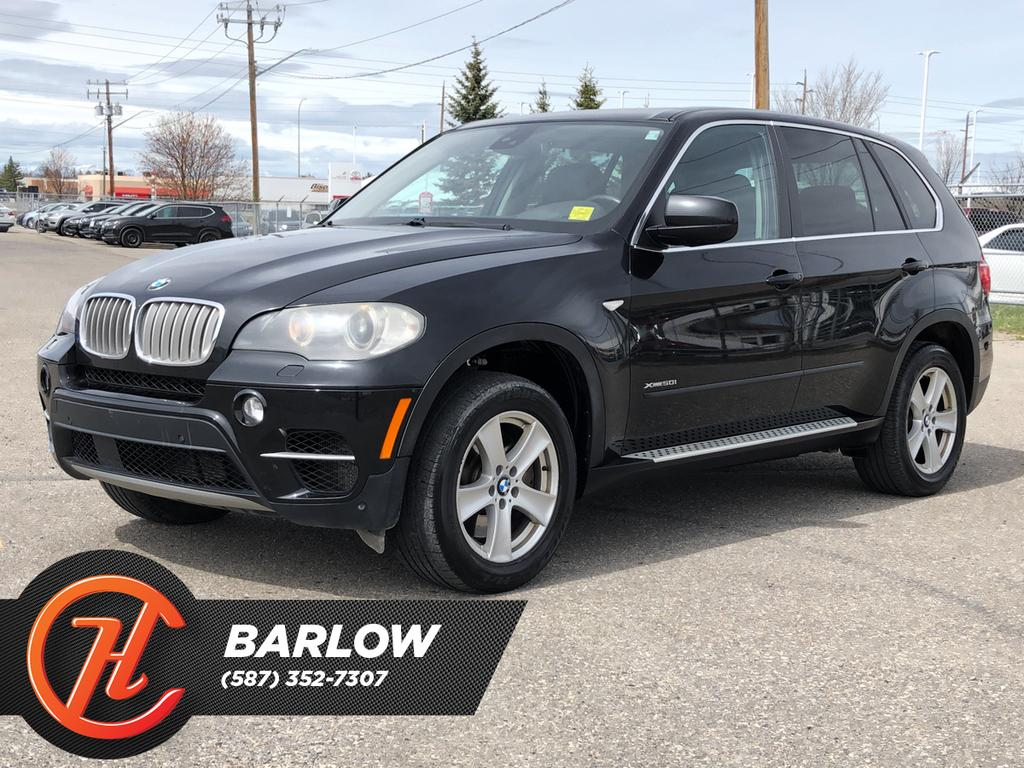 Pre-Owned 2011 BMW X5 50i / Heated Leather Seats / Back up Camera