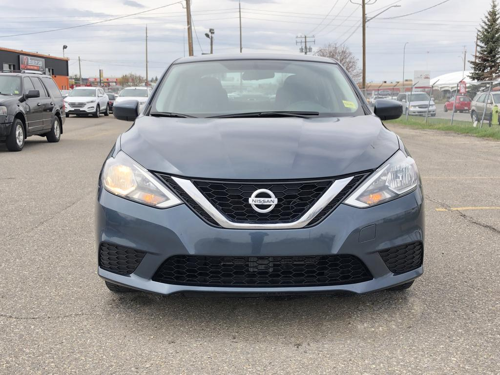 Pre-Owned 2017 Nissan Sentra SV / Heated Seats / Back Up Camera /