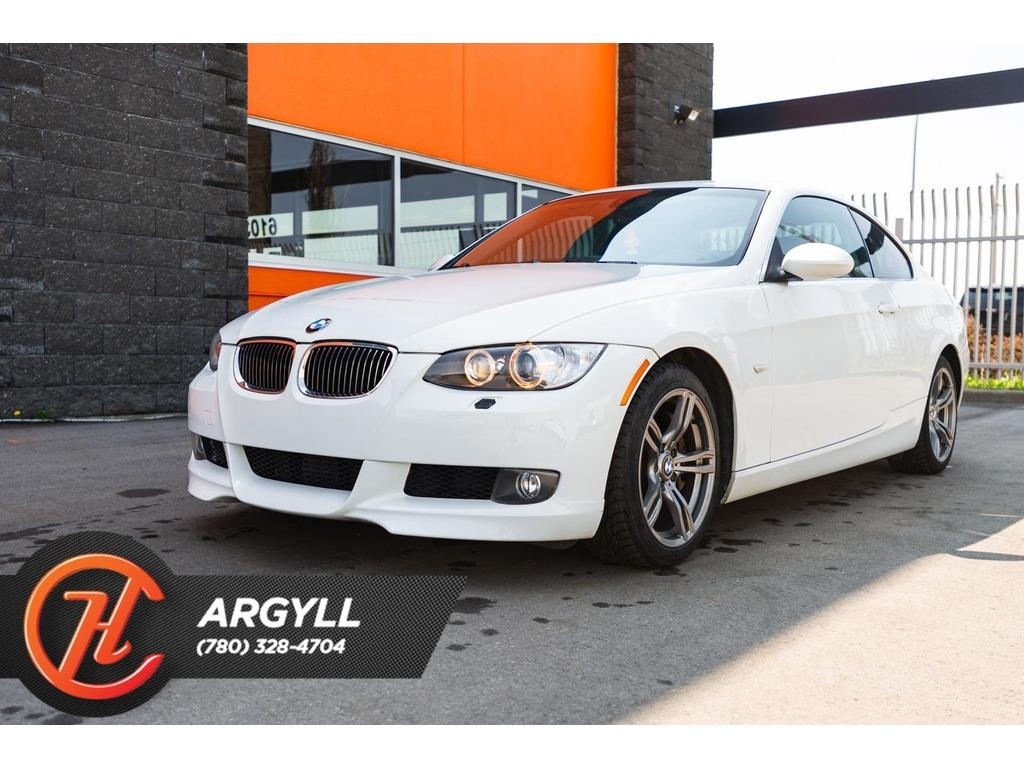 Pre-Owned 2008 BMW 3 Series 2dr Cpe 335xi AWD
