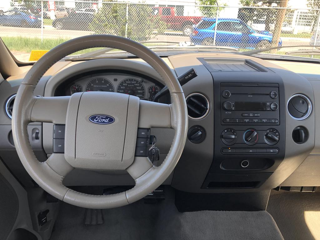 Pre-Owned 2007 Ford F-150 4WD SuperCab / XLT