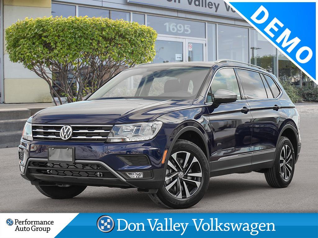 Demo 2021 Volkswagen Tiguan
